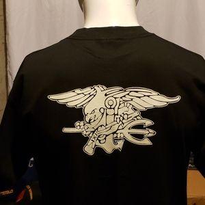 Military U.S. NAVY SEALS tshirt